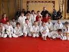 U13-Team des Judoclub Dornbirn