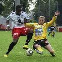 Wilfried Domoraud erzielte im Abschiedsspiel für Dornbirn kein Tor.