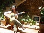 Wunderbare Gitarrenmusik von Ruth Jana Weiß