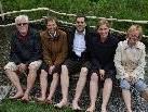 (v.l.) Georg Meusburger, Peter Bildstein, Harald Köhlmeier, Andrea Gorbach und Gudrun Reich.