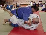160 Judokas waren auf Trainingslager im Kleinwalsertal.