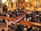 27 junge Katholiken aus Schruns empfingen das Sakrament der Firmung.