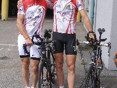Alex Vonbank und Christian Burtscher erbrachten außerordentliche Leistungen.