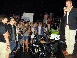 BM Markus Linhart eröffnet die 1. Bregenzer Jugendmesse