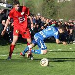Bernhard Elbs steuerte einen Treffer zum Heimsieg bei.