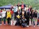 """Bezirksschulmeisterschaft Leichtathletik in Bludenz"""""""