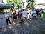 Chorfrauen luden zum Ausflug