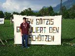 Chris Kessler - Bogenschützeeuropameister 2010