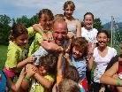 Das Abenteuer Sportcamp bietet den Kindern viel Spass.