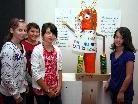 Das BG Dornbirn beteiligte sich mit verschiedenen Klassenprojekten an der Umweltwoche.