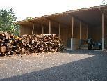 Das Holzzentrum Galina.