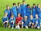 Das erfolgreiche U 12 Team des SV Typico Lochau