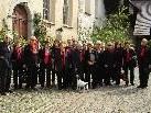 Der Gesangverein Bregenz-Vorkloster freut sich auf zahlreiche Besucher.