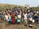 Der Kongolesische Abend in Batschuns unterstützt den Bau einer Schule in der Dem. Rep. Kongo.