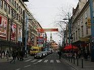 Der Serindieb trieb sein Unwesen auf der Mariahilfer Straße.