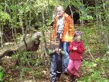 """Die """"Bärger Waldzwärgle"""" ist die erste Waldspielgruppe im Montafon"""