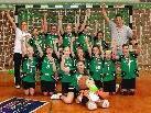 Die Lustenauer Handballerinnen freuten sich über den dritten Platz.