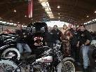 Die Mitglieder des Harley Clubs freuen sich auf zahlreiche Gäste
