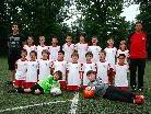 Die erfolgreiche FC Mohren Dornbirn U10 A und B Mannschaft.