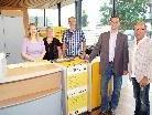 Dienstleistung soll beim ABO als Postpartner in Ludesch an erster Stelle stehen.
