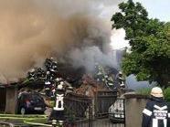 Ein ganzer Stadtteil wurde evakuiert
