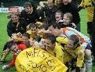 FC Höchst durfte über den Meistertitel jubeln.