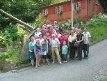 Familienausflug des Krippenvereins Lustenau