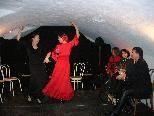 Flamenco-Abend mit Teresa de Madrid und ihrem Ensemble