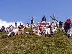"""Gipfelmesse auf der """"Tälispitze"""" am Sonntag, 20. Juni um 11.30 Uhr."""