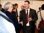 Glückwünsche für Pfarrer Ronald Waibel