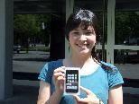 Haruka und ihr Ipod touch