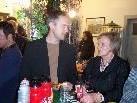 Herbert Kaufmann (l.) freut sich auf den Tourstart in Dornbirn.