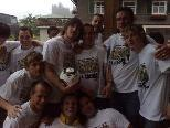 Jubelstimmung beim FC Krumbach