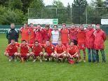 Knapp den Aufstieg verfehlt, die 1. Mannschaft des BayWaLamag FC Thüringen
