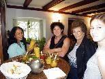 Nashia Waggie präsentiert kulinarische Köstlichkeiten