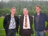 Neues Führungsteam für den Bregenzerwälder-Fußballcup.
