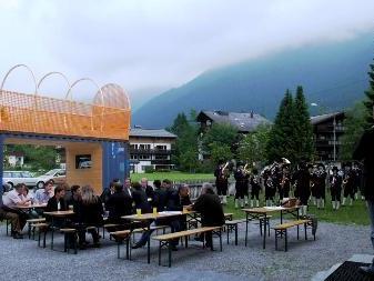 Noch bis 21.06.2010 macht die Wanderausstellung am Schulplatz in Gaschurn Station.