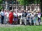Pensionistenverband Dornbirn in Bad Urach.