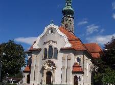 Pfarrkirche in Höchst