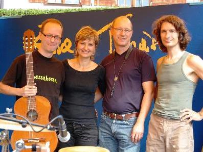 Quartett bossabossa
