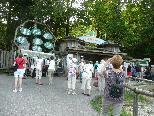 Seniorenbund St. Gallenkirch genoss Seniorenfahrt.