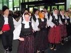 """Serbische Folkloregruppe """"Kolo"""""""