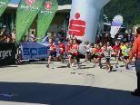 Start des Bregenzer Sparkassen Stadtlauf