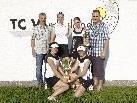 TC Vorderland Damen verteidigten den Landesmeistertitel.