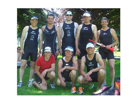 Tri Team Gruppe aus Bludenz