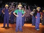 Unterhaltungsabend der Mittelschule Klostertal in Innerbraz
