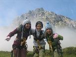 Vorarlberger Naturfreunde bieten einen Bergsteigerkurs für Kids an.