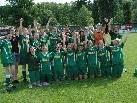 Vorarlberger U 18 Meister, die Girls von FC Renault Malin Sulz
