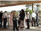 Zahlreiche Gäste folgten der Einladung zur Eröffnung