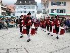 Zum 20er lädt der Fanfarenzug Dornbirn am Samstag zum großen Jubiläumsfest.